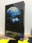 HELLRAISER 4 IV gr. Hartbox ´84 neu/OVP Cover D Lim. 84