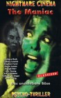 Barbara Bach UNSEEN Das unsichtbare B�se NightmareCinema VHS
