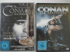 Conan Sammlung - Barbar + Zerstörer - Arnold Schwarzenegger