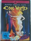 Cool World - Kim Basinger, Brad Pitt - Comic Real Animation