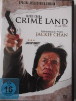 Crime Land - Police Story Action - Rauschgift - Jackie Chan