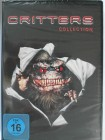 Critters Collection Sammlung Teil 1, 2, 3, 4 - Horror Kult