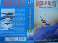 Hunters in the Sky -Jäger am Himmel Luftschlachten ü. Europa