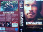 Collateral Damage  ...   Arnold Schwarzenegger ...  VHS !!!