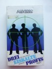 Drei eiskalte Profis, USA 1974, VHS All Video