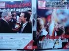 Fussball WM Finale 1990 .. Deutschland - Argentinien  .. DVD
