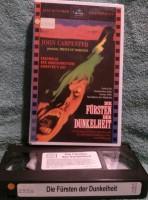 Die Fürsten der Dunkelheit John Carpenter VHS Astro Uncut