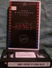 Henry Portrait of a Serien Killer VHS Astro Uncut