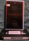 Manhattan Baby aka Amulett des Bösen VHS Astro Uncut