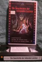 Die Geschichte der reitenden Leichen VHS Astro Uncut