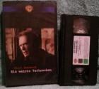 Ein wahres Verbrechen Clint Eastwood Warner VHS (D26)