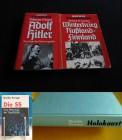 ♞Bücher - Die SS/Holokaust/Adolf Hitler/Winterkrieg