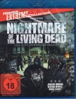NIGHTMARE OF THE LIVING DEAD Blu-ray -- Horror Extreme Coll.