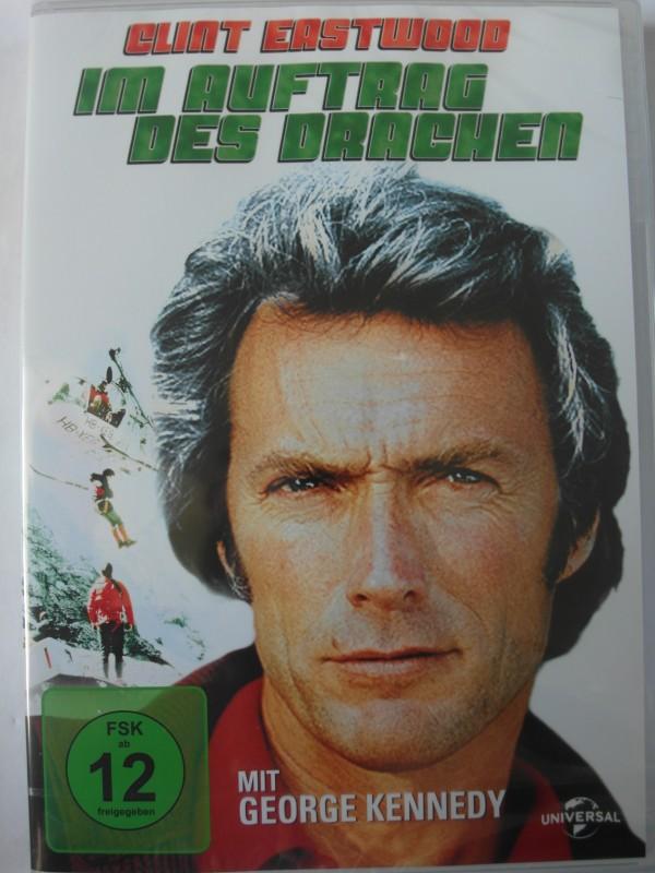 Im Auftrag des Drachen - Schweizer Alpen - Clint Eastwood,