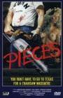 PIECES grosse Hartbox XT DVD Limited 666 Uncut RARIT�T OOP