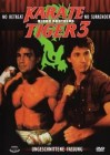 Karate Tiger III: Blood Brothers - UNCUT DVD NEU