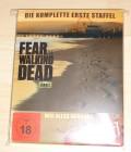 Fear the Walking Dead - Staffel 1 - BR Steelbook Neuwertig