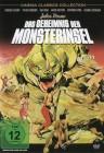 Jules Verne DAS GEHEIMNIS DER MONSTERINSEL DVD Wendecover