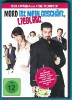 Mord ist mein Geschäft, Liebling! DVD NEUWERTIG