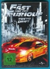 The Fast and the Furious - Tokyo Drift DVD g. gebr. Zustand