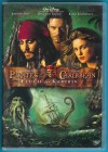 Fluch der Karibik 2 DVD Johnny Depp, Orlando Bloom s. g. Z.