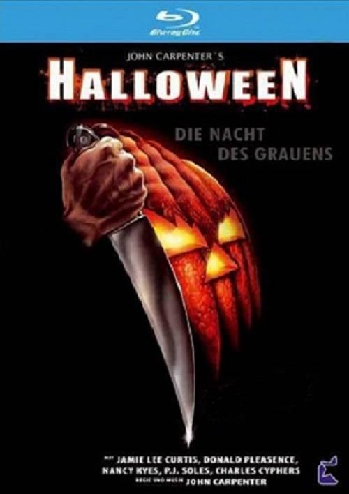 HALLOWEEN - DIE NACHT DES GRAUENS (Blu-ray) NEU/OVP