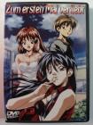 Zum ersten Mal verliebt - Anime Japan - Romanze, erster Kuß