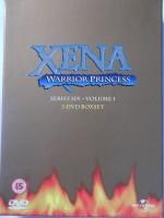Xenia - Staffel 6 - Xena Warrior Princess Series six Vol. 1