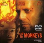12 TWELVE MONKEYS absolute DVD-Erstauflage in CD-Cover RAR