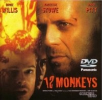 12 TWELVE MONKEYS absolute DVD-Erstauflage in CD-Cover RAR