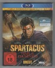 Spartacus - War Of The Damned - Blu-Ray - 3. Staffel - uncut