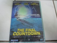 FINAL COUNTDOWN US-2-DVD-Limited BLUE UNDERGROUND 3D-Cover