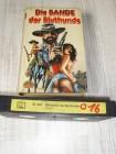 MCP Hartbox DIE BANDE DER BLUTHUNDE VHS (Django) Extrem RAR