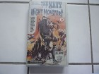 UK-VHS  NAVY VS. THE NIGHT MONSTERS Selten wie neu!!!!