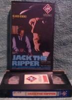 Jack the Ripper Der Dirnenmörder von London J.Franco VHS