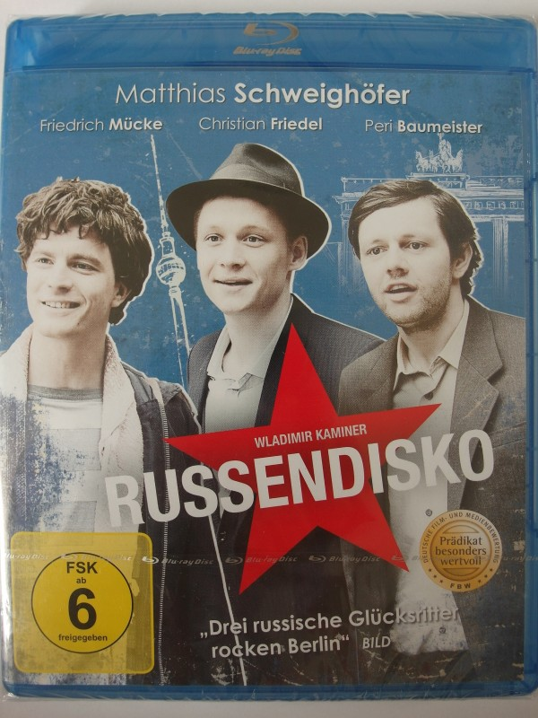Russendisko - Matthias Schweighöfer, Wladimir Kaminer
