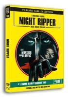NIGHT RIPPER - Blu-ray/DVD Giallo #6 Lim 1000