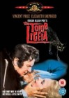 UK-DVD V. PRICE Tomb of Ligeia GRAB DES GRAUENS Deutsch