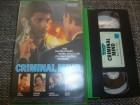 VHS - Criminal Mind - VMP