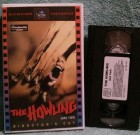 The Howling aka Das Tier Director's Cut Astro VHS