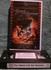 The Sword and the Sorcerer Astro VHS uncut