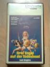 Drei Engel auf der Todesinsel - VHS