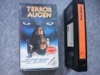 TERROR AUGEN Britt Ekland Arcade Glasbox VHS No DVD Rarität