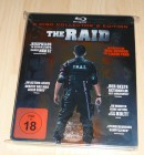 The Raid 1 - 2 Disc Collector´s Edition - neuw. BR Steelbook