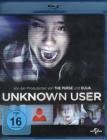UNKNOWN USER Blu-ray - Top Brit Horror Thriller