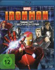 IRON MAN  Rise of Technovore - Blu-ray Animated Marvel Anime