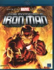 THE INVINCIBLE IRON MAN Blu-ray - Marvel Animated Avengers