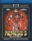 NEMESIS 3 Die Entscheidung - Blu-ray uncut SciFi Action Kult