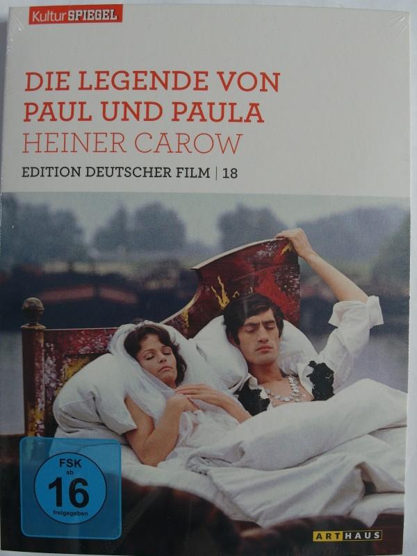 Die Legende von Paul und Paula - DEFA 1973 Delmare, Domröse