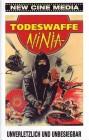 Todeswaffe Ninja - New Cine Media - Uncut große DVD Hartbox